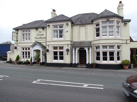 The Great Northern on Station Road