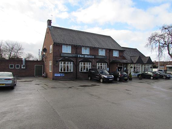 The Robin, Devonshire Drive