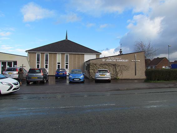 St John's on Devonshire Drive