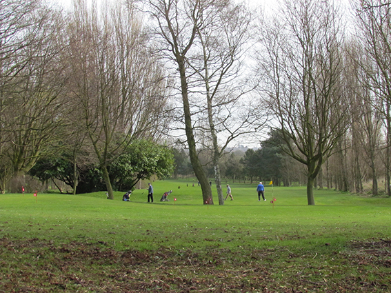 Mickleover Country Park golf course