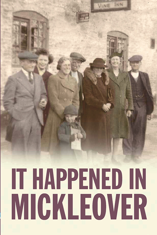 It Happened In Mickleover cover