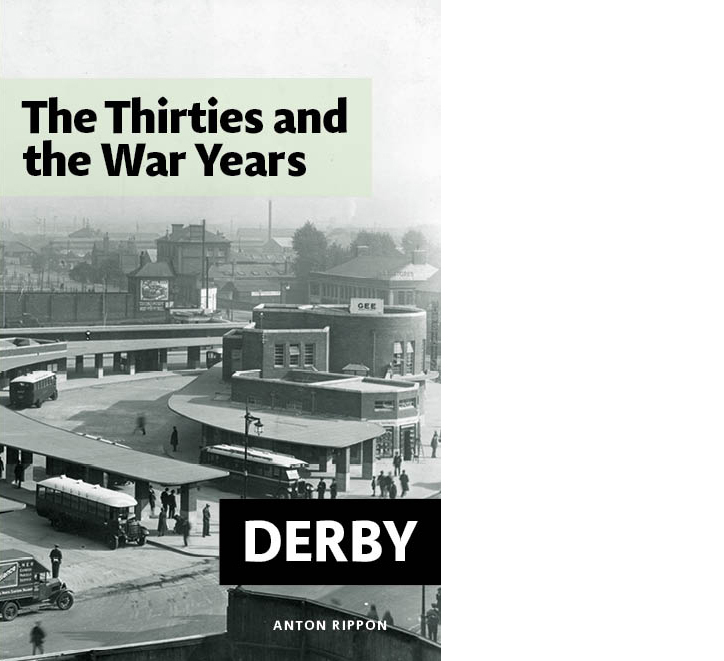 Derby 30s and War Years COVER
