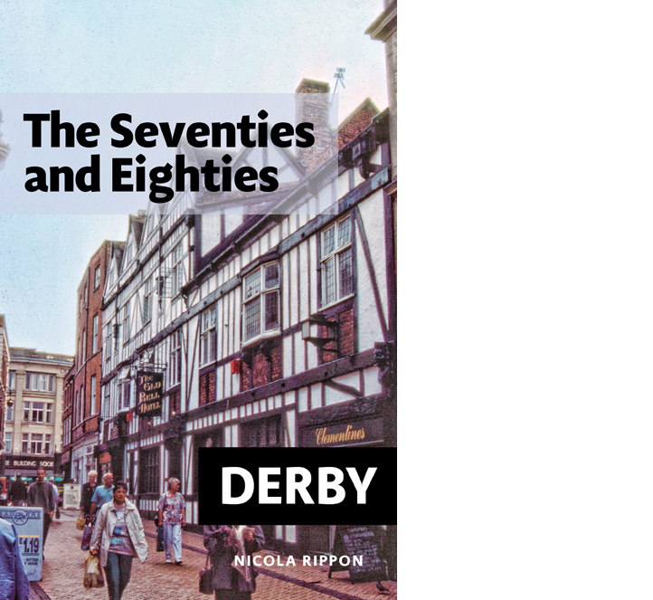 Derby 70s&80s Sadler Gate cover